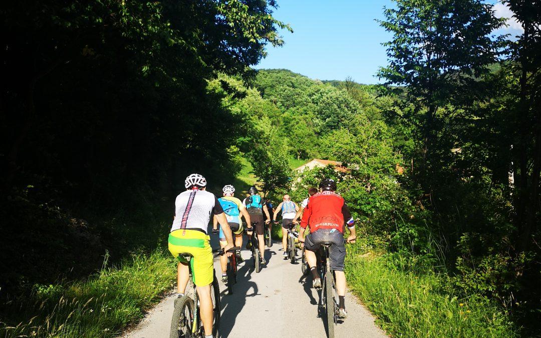 MTB Tour ( Podnanos – Old Roman Path – Podnanos )